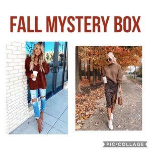 FALL MYSTERY BOX!
